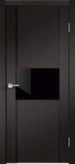Двери Межкомнатные Modern 1 дуб черный