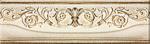 Керамическая плитка Azori Бордюр Savoy Avorio