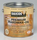 Паркетная химия Saicos Масло с твердым воском Premium Hartwachsol с ускоренным высыханием 3319 черное укрывистое ультраматовое