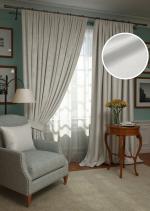Товары для дома Домашний текстиль Комплект штор Plain Lux-SH PL123909610