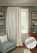 Товары для дома Домашний текстиль Штора на тесьме Plain Lux-SH PL126909610