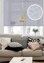 Товары для дома Домашний текстиль Рулонные шторы Heyly серые
