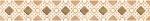 Керамическая плитка Cersanit Бордюр Tuti TG1M011