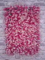 Ковролин Искусственная трава Искусственная трава модульная Фолкнер Розовый №20
