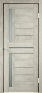 Двери Межкомнатные Duplex 3 Дуб Шале седой ПО