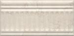 Керамическая плитка Kerama Marazzi Бордюр Резиденция структурированный 190273F