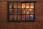 Обои Komar 8-882 Brooklyn Brick
