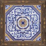 Керамическая плитка Golden Tile Пол Valencia 1АБ870