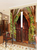 Товары для дома Домашний текстиль Сводчатый проход 900540