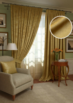 Товары для дома Домашний текстиль Комплект штор Plain Lux-SH PL123909625