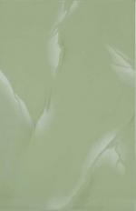 Керамическая плитка Шахтинская плитка (Unitile) София зеленый 02 низ