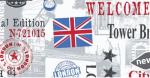 Самоклеющаяся пленка D-C-Fix Британский флаг