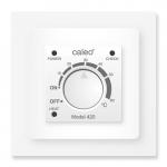 Подложка, порожки и все сопутствующие для пола Теплые полы Терморегулятор CALEO 420 с адаптерами