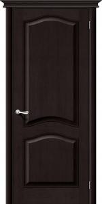 Двери Межкомнатные М7 Т-06 (Темный Лак) ПГ