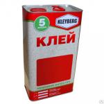 Паркетная химия Клей для пробковых покрытий Клей для пробки Kleyberg контактный