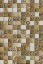 Керамическая плитка Шахтинская плитка (Unitile) Алжир беж низ 04