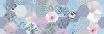 Керамическая плитка Mei Декор А O-MOD-WIU451-16