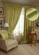Товары для дома Домашний текстиль Комплект штор Plain Lux-SH PL123909685