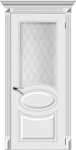 Двери Межкомнатные Дверное полотно остекленное Джаз