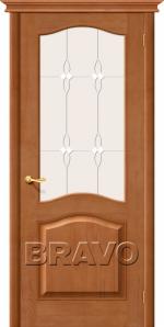 Двери Межкомнатные М7 Т-05 (Светлый Лак) ПО СТ-Полимер
