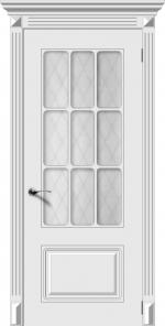 Двери Межкомнатные Дверное полотно остекленное Ноктюрн ДО
