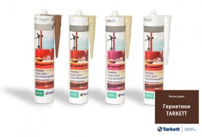 Изображение Паркетная химия Tarkett Герметик для швов Tarkett Acrylic Joint