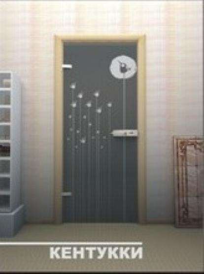 Изображение Двери Межкомнатные Кентуки матовая