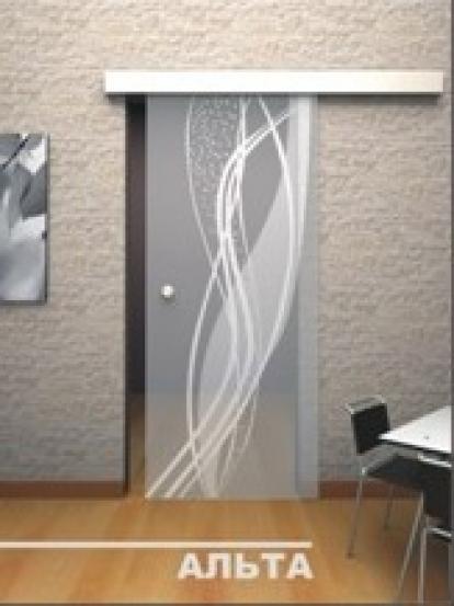 Изображение Двери Межкомнатные Альта тонированная матовая