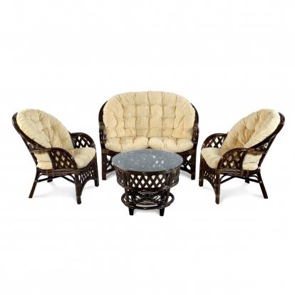 Изображение Мебель ЭкоДизайн Комплект для отдыха Рузвельт
