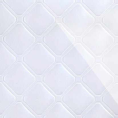Изображение Стеновые панели 3D панели DYQS белый 004331 600*600