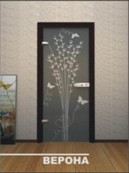 Изображение Двери Межкомнатные Верона тонированная