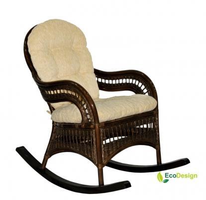 Изображение Мебель ЭкоДизайн Кресло-качалка Kiwi Б