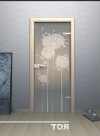 Изображение Двери Межкомнатные Тоя матовая