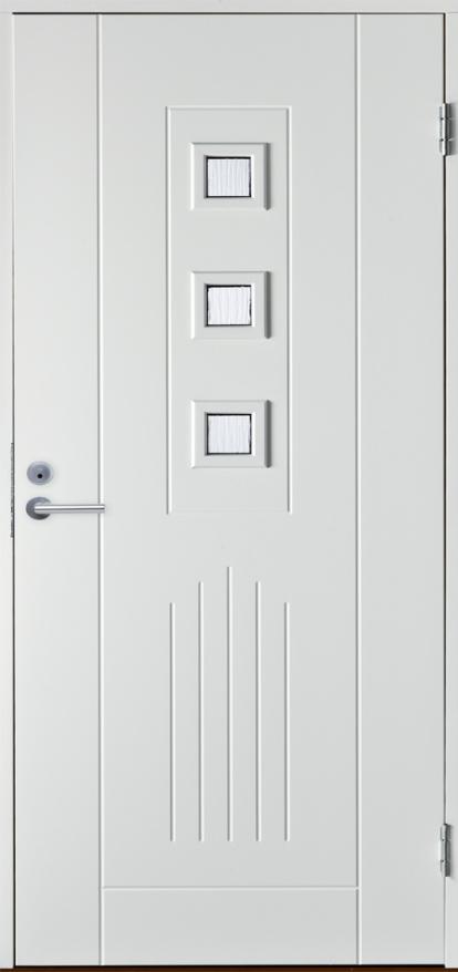 Изображение Двери Входные B0060 Белая