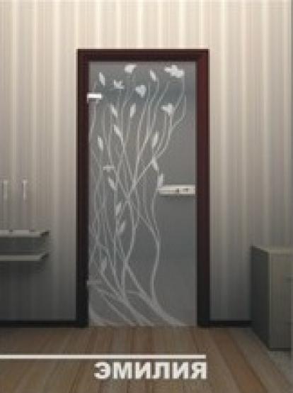Изображение Двери Межкомнатные Эмилия тонированная