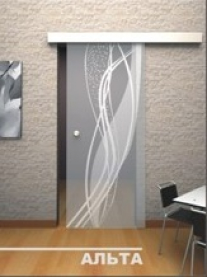 Изображение Двери Межкомнатные Альта матовая