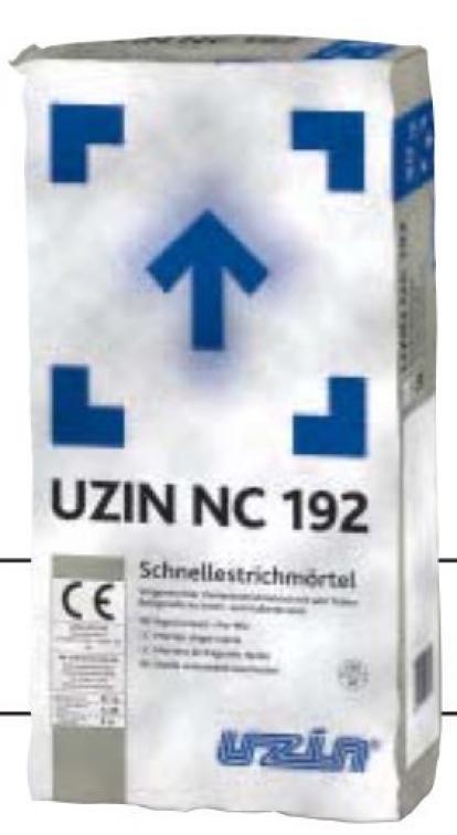 Изображение Строительные товары Строительные смеси Цемент Uzin NC 192