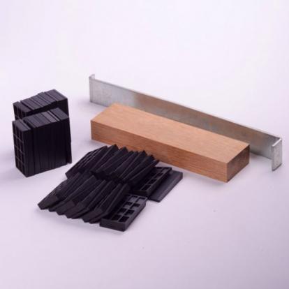 Изображение Подложка, порожки и все сопутствующие для пола Комплекты для укладки Комплект для укладки ламината и паркетной доски Rico