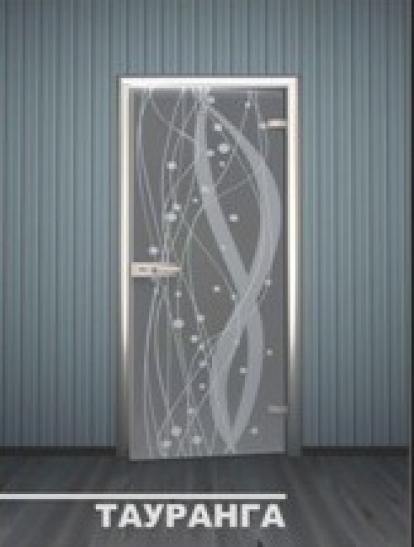 Изображение Двери Межкомнатные Тауранга тонированная