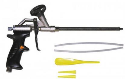 Изображение Строительные товары Инструменты Пистолет для пены монтажной 56359