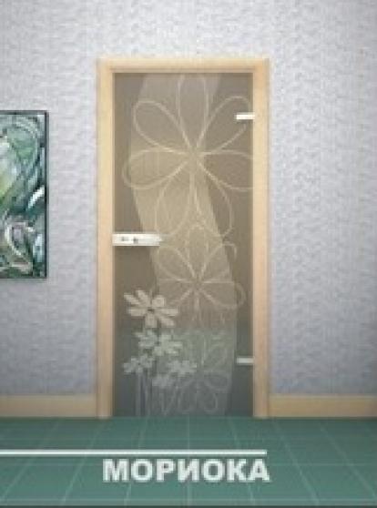 Изображение Двери Межкомнатные Мориока тонированная матовая