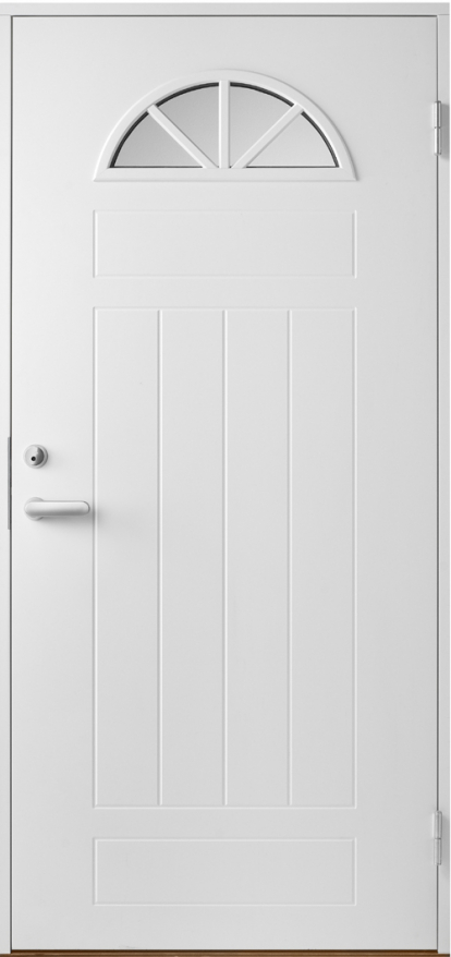 Изображение Двери Входные B0050 Белая