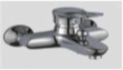 Изображение Сантехника Смесители Смеситель для ванны однорычажный без душевого гарнитура хром HS9161-C