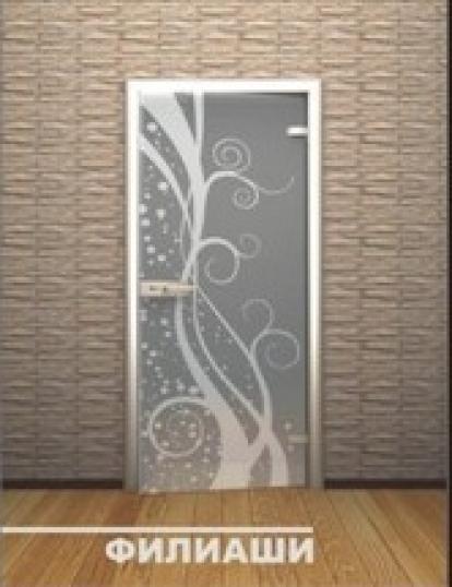 Изображение Двери Межкомнатные Филиаши тонированная матовая