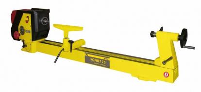 Изображение Строительные товары Инструменты Станок токарный по дереву Корвет-75
