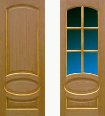 Изображение Двери Межкомнатные Симбирка глухая