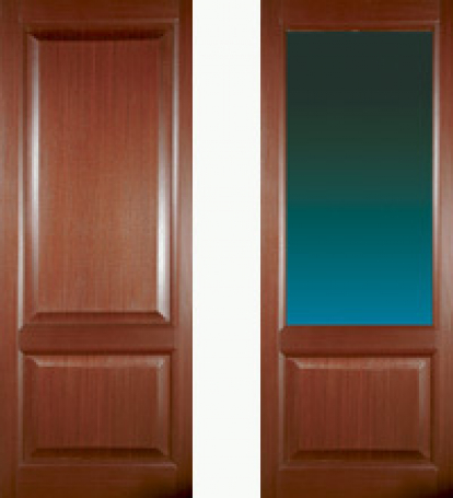 Изображение Двери Межкомнатные Классик Элит c бронзовым стеклом