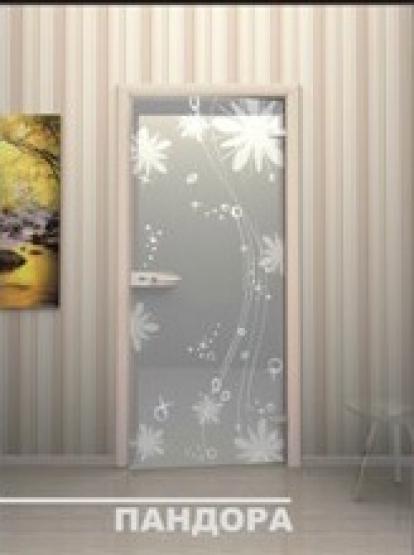 Изображение Двери Межкомнатные Пандора прозрачная