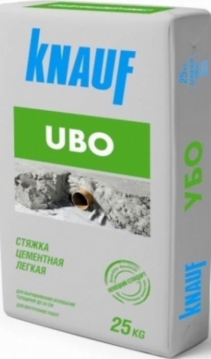 Изображение Строительные товары Строительные смеси КНАУФ Убо (25 кг)