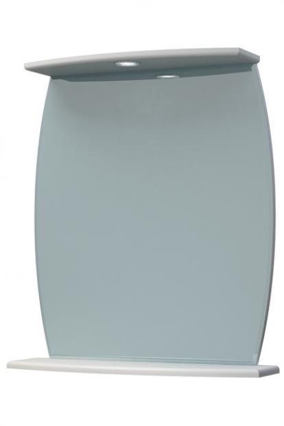 Изображение Мебель Мебель для ванной Зеркало Оливия 60С белое